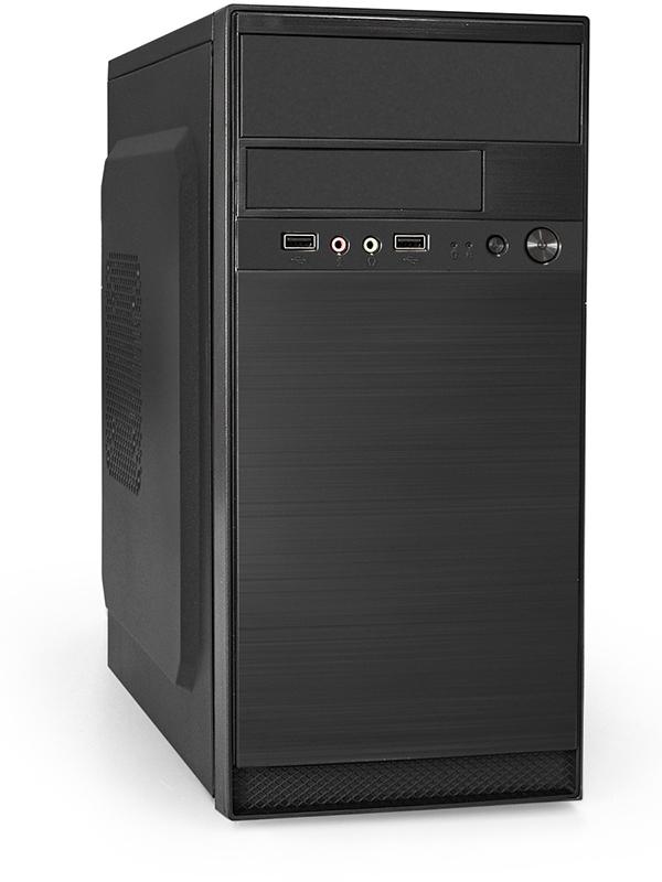 Корпус ExeGate Minitower QA-408 Black EX261465RUS