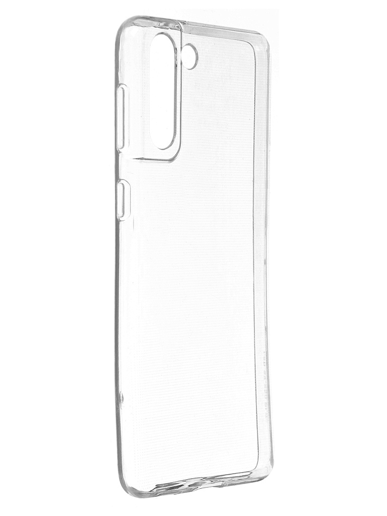 Чехол Zibelino для Samsung S21 Plus Ultra Thin Case Transparent ZUTC-SAM-S21-PL-WH