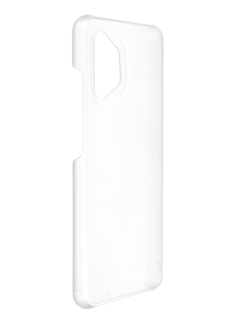 Чехол Wits для Samsung Galaxy A32 Premium Hard Transparent GP-FPA325WSATR