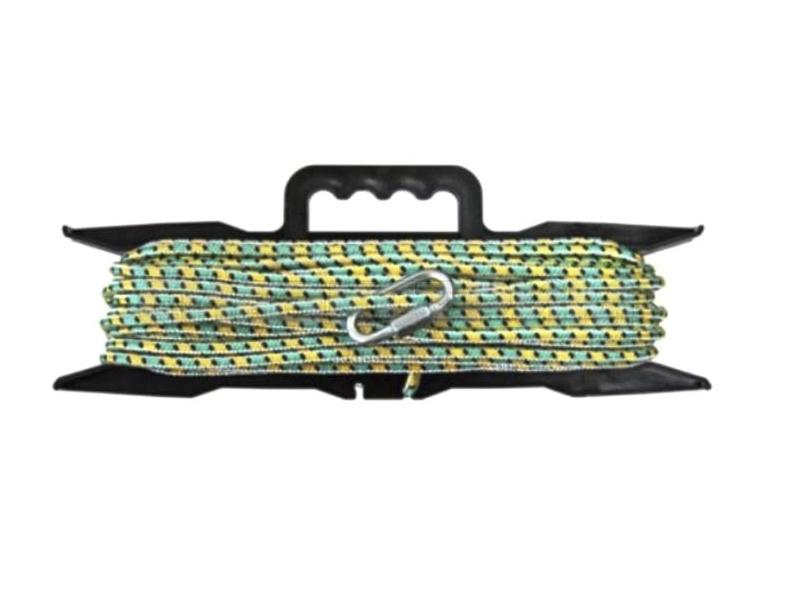 Фото - Якорная веревка Якорная намотка Эко 10мм 30м 0071355 веревка 6мм 30м пп