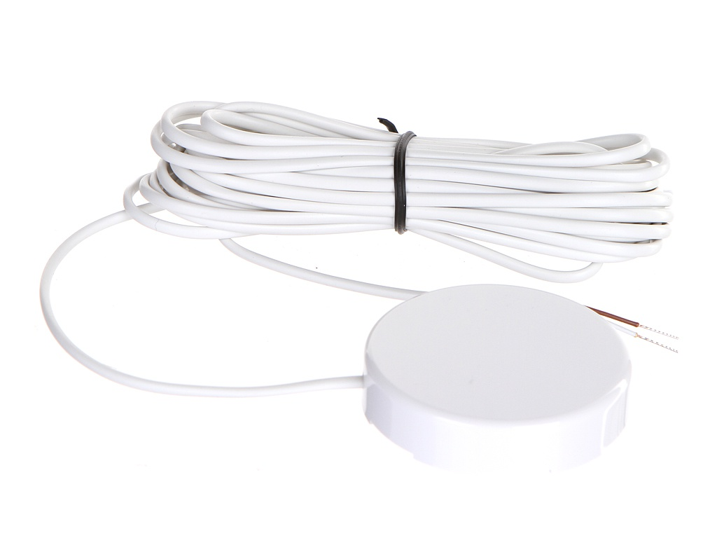Система контроля протечки воды Датчик Gidrolock WSP 2 5m White