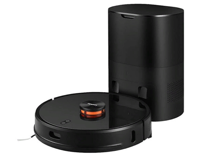Робот-пылесос Xiaomi Lydsto R1 Sweeping Mopping Robot Vacuum Cleaner Black