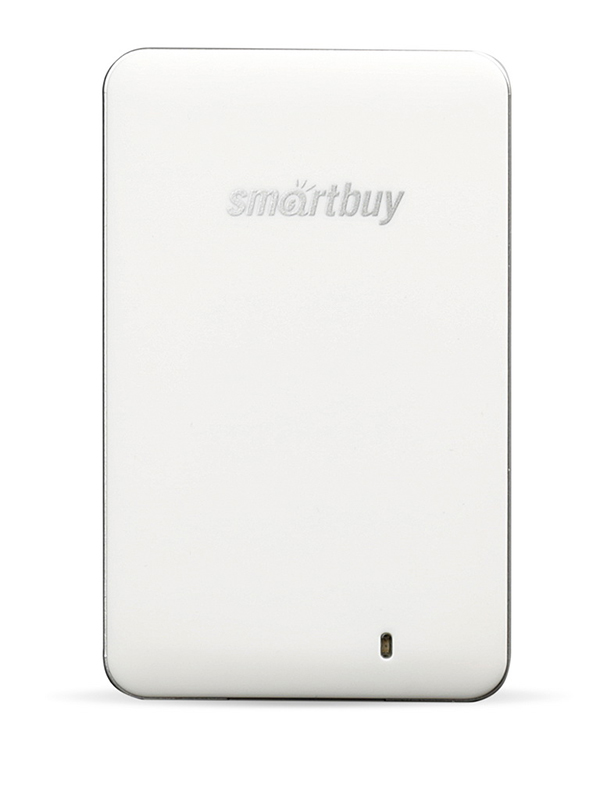 Фото - Твердотельный накопитель SmartBuy External S3 Drive 512Gb White SB512GB-S3DW-18SU30 внешний ssd smartbuy s3 drive 128gb sb128gb s3bs 18su30