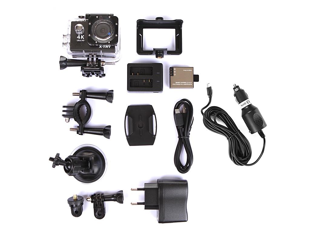 Экшн-камера X-TRY XTC179 Neo 4K Wi-Fi Maximal