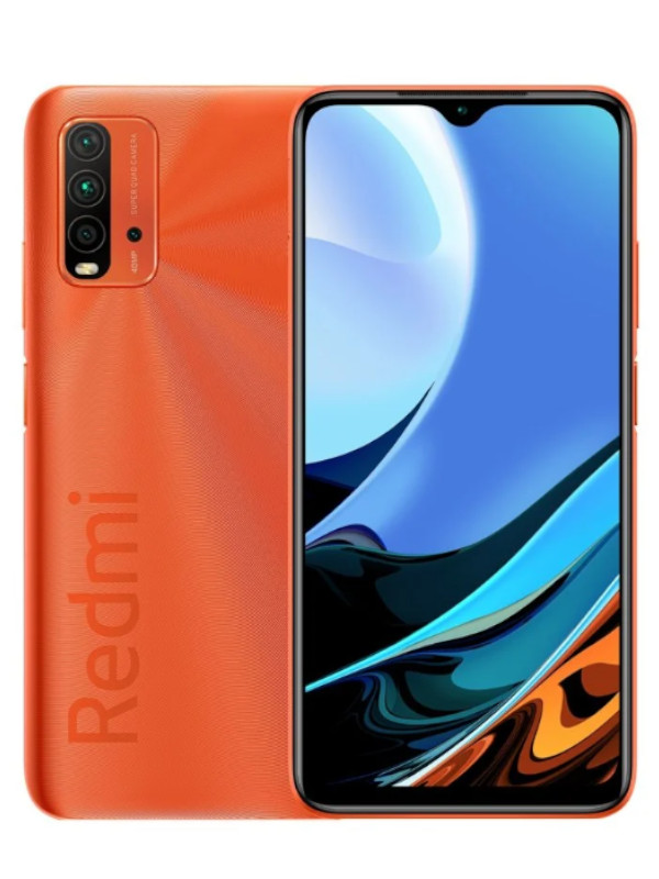 Сотовый телефон Xiaomi Redmi 9T 4/64Gb Orange