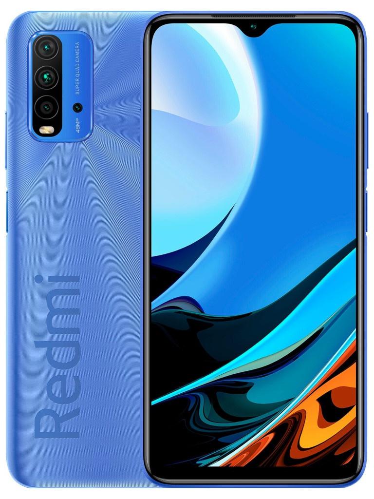 Сотовый телефон Xiaomi Redmi 9T 4/64Gb Blue