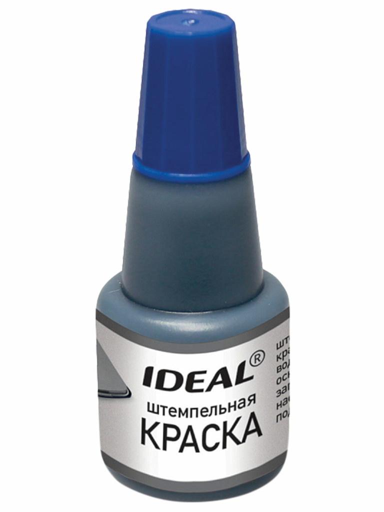 Краска штемпельная Trodat Ideal 7711с 24 ml Blue 153079