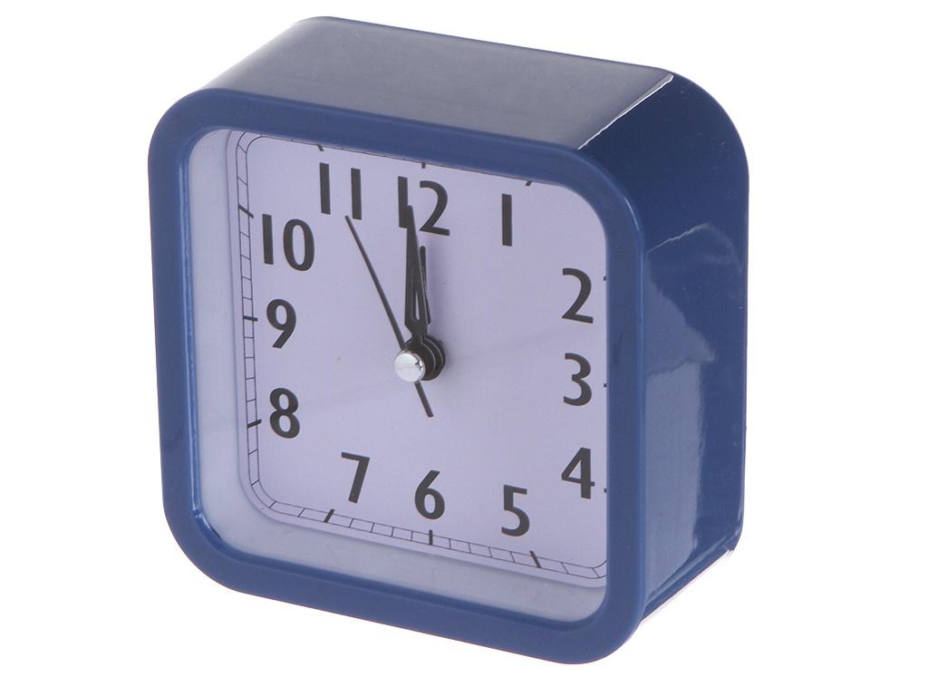 Часы Perfeo Quartz PF-TC-019 Blue PF_C3167 часы perfeo quartz pf tc 003 green pf c3094