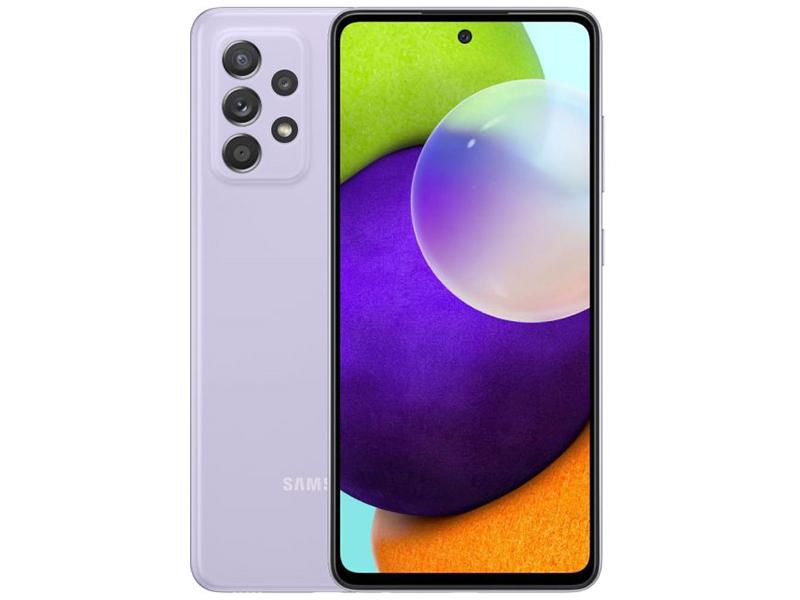 Сотовый телефон Samsung SM-A525F Galaxy A52 4/128Gb Violet