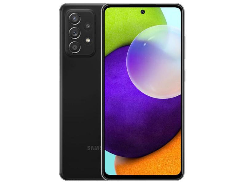 Сотовый телефон Samsung SM-A525F Galaxy A52 4/128Gb Black