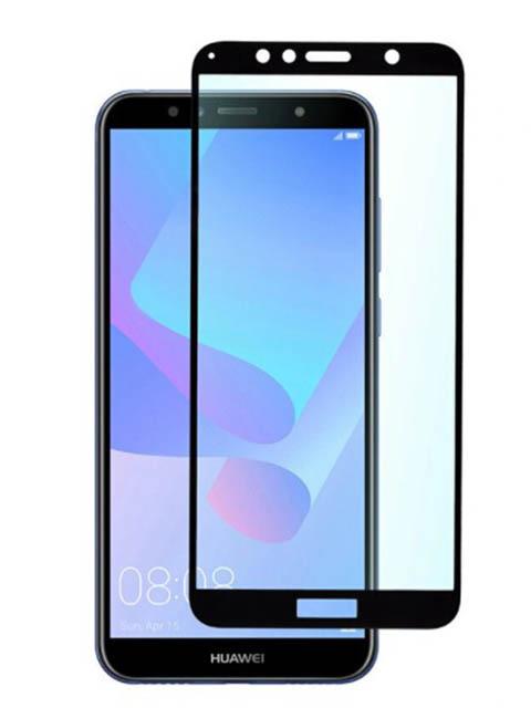Защитное стекло Mietubl для Honor 7C / Y7 Prime 2018 Enjoy 8 Pro 2.5D Full Glue Black M-595149