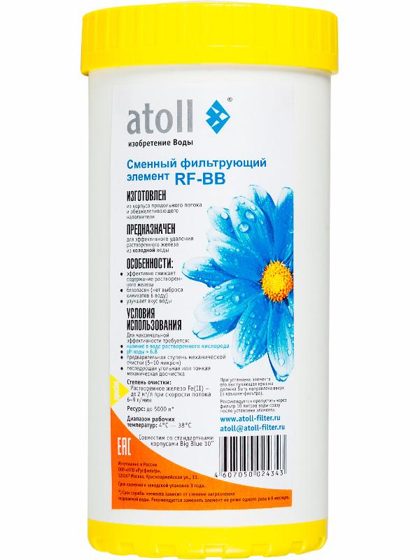 Картридж Atoll RF-BB ATECRT094