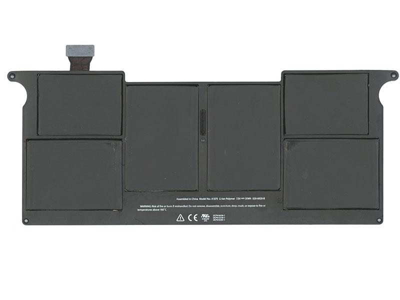 Аксессуар Аккумулятор Vbparts для APPLE MacBook Air A1375 35W 003004