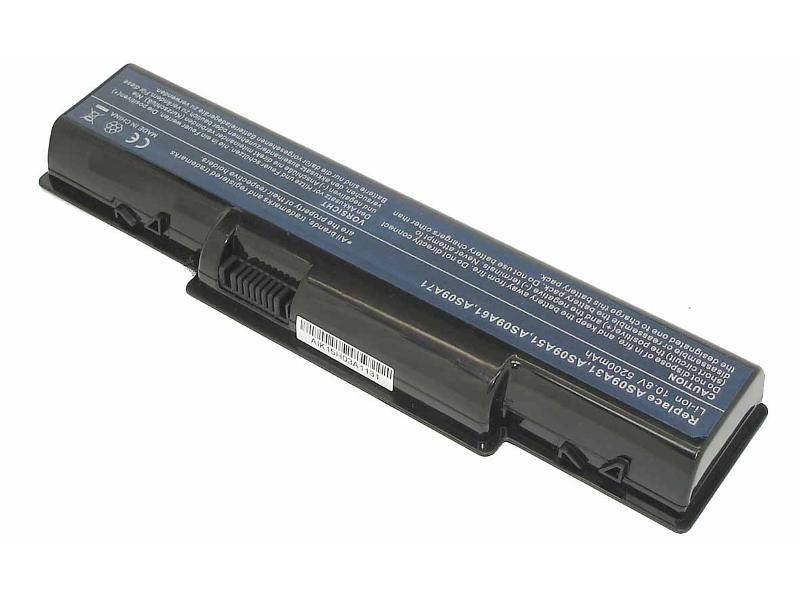 Аккумулятор Vbparts для Acer Aspire 5516 AS09A61 5200mAh OEM 012154