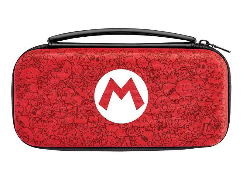 Дорожныйчехол PDP для Nintendo Switch Deluxe Mario Remix Edition 500-089-EU