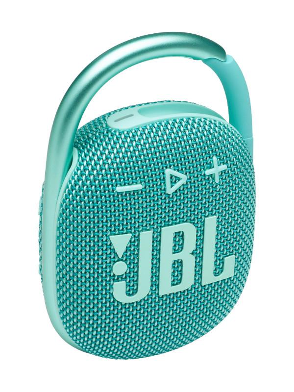 Колонка JBL Clip 4 Turquoise JBLCLIP4TEAL