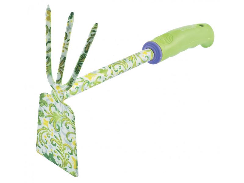 Садовый инструмент Мотыжка Palisad Flower Green 62041