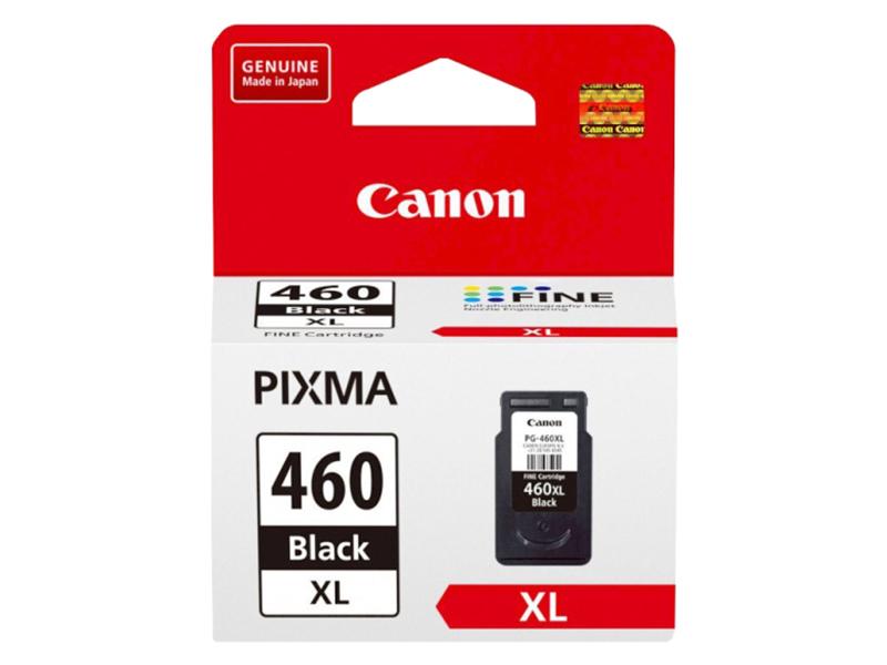 Картридж Canon PG-460XL Black для Pixma TS5340 3710C001