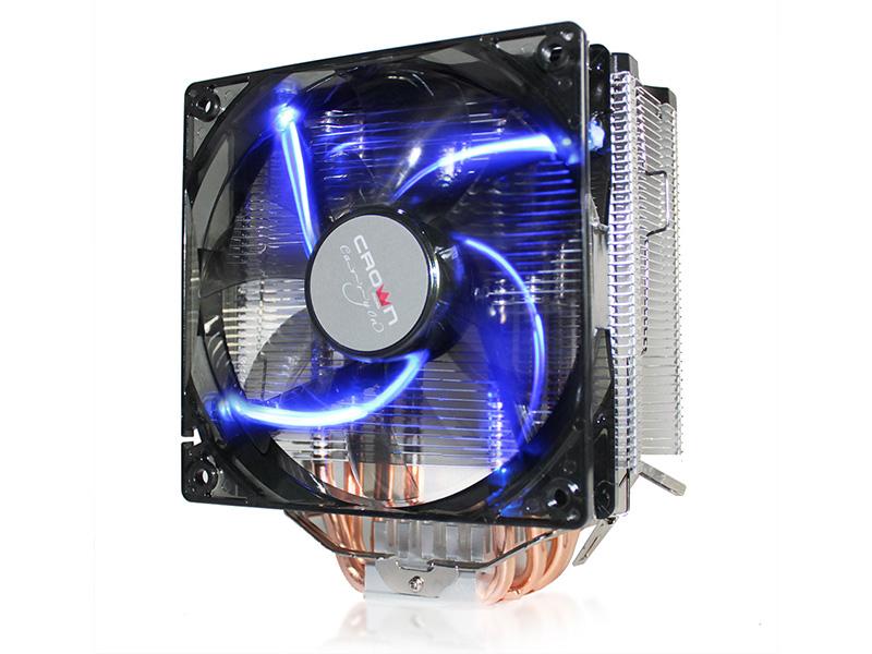 Кулер Crown CM-5 (Intel LGA 775/1155/1150/1156/1151 AMD AM2/AM2+/AM3/AM3+/FM1/FM2/754/939/940)