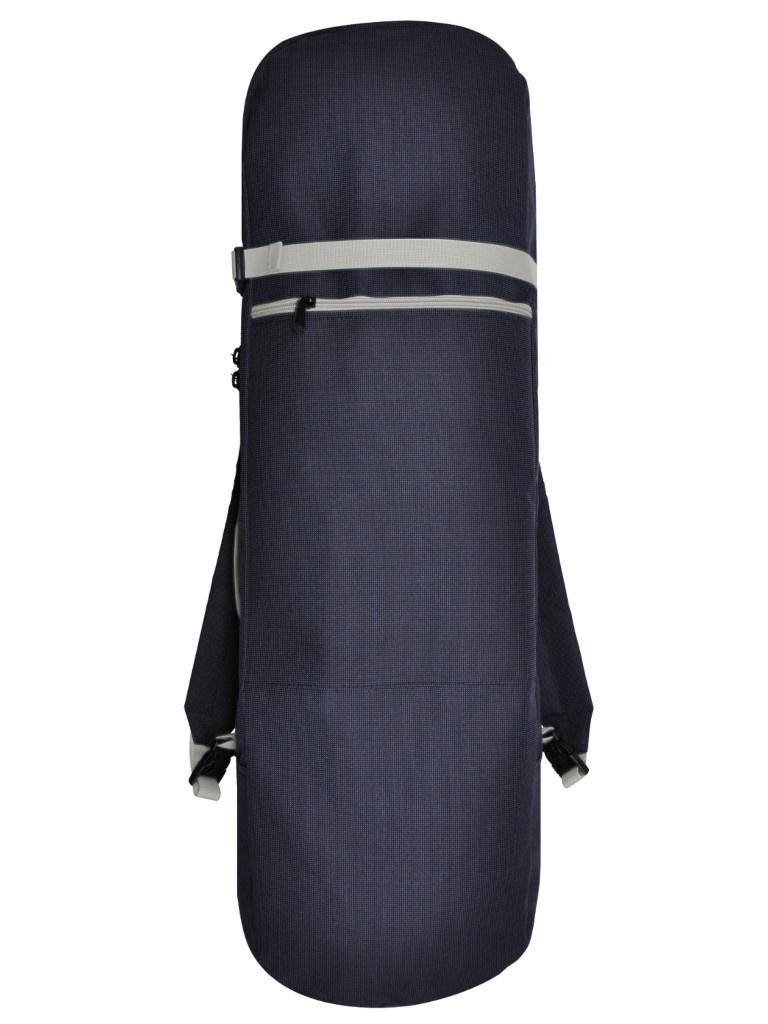 Чехол-рюкзак Skatebox 90cm Graphite-Grey St4-90-gray