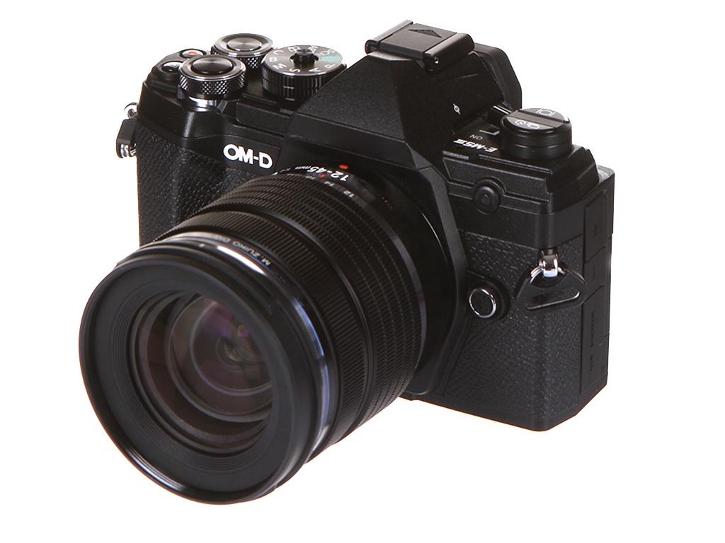 Фотоаппарат Olympus OM-D E-M5 Mark III 12-45 Kit Black