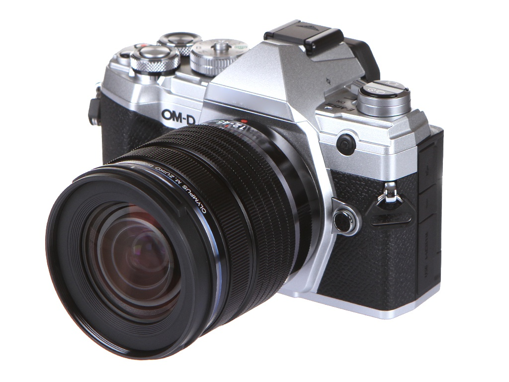 Фотоаппарат Olympus OM-D E-M5 Mark III 12-45 Kit Silver