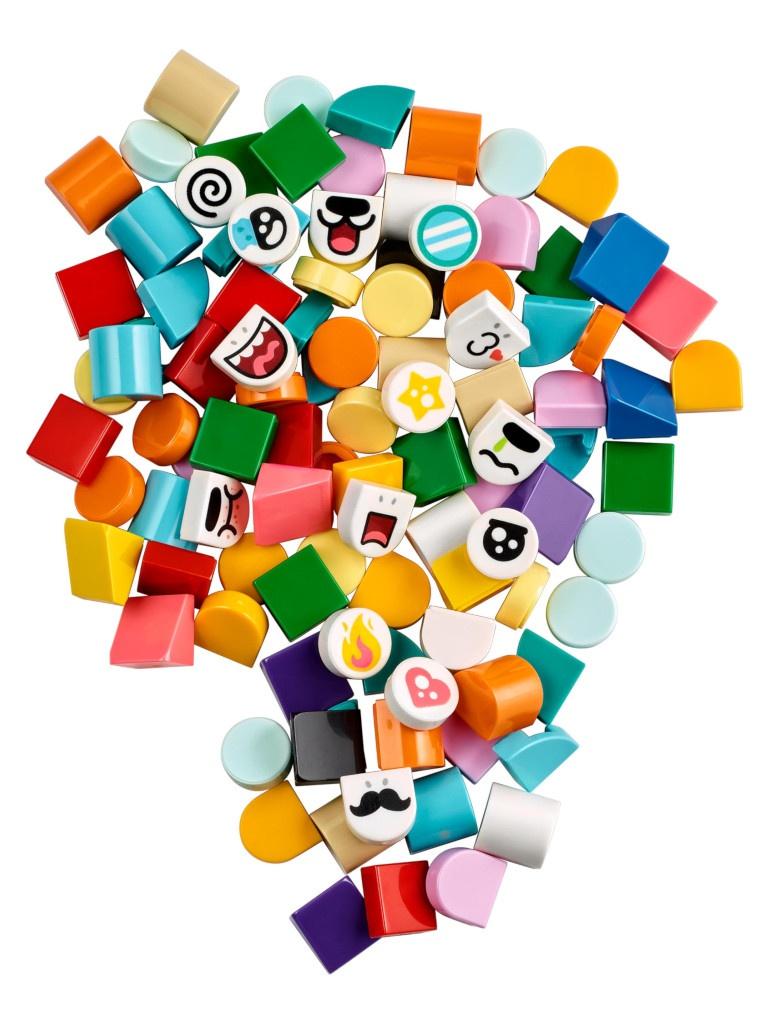 Конструктор Lego Dots Тайлы 4 105 дет. 41931