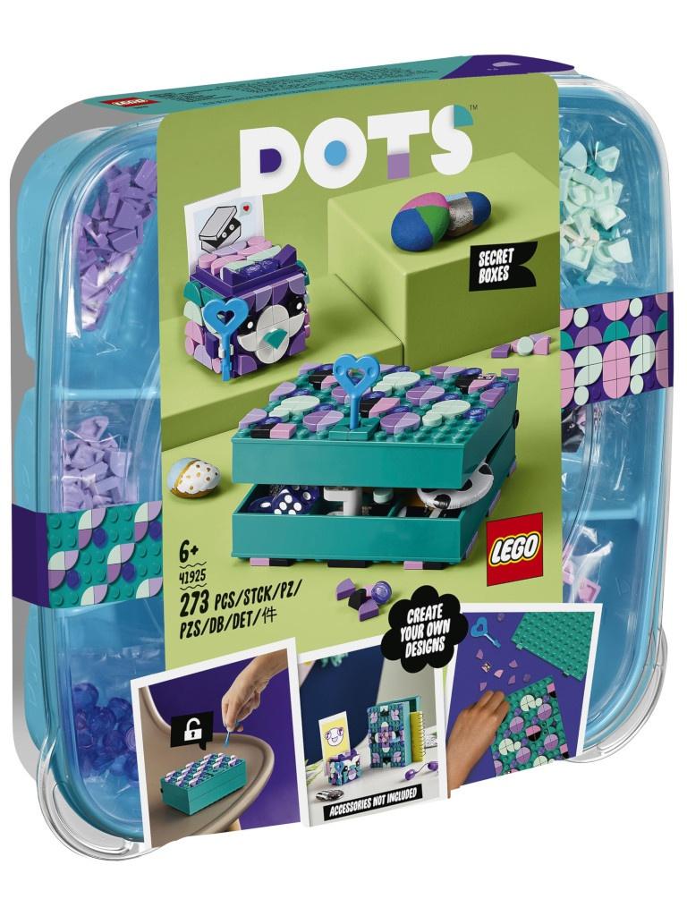 Конструктор Lego Dots Набор для хранения секретов 273 дет. 41925