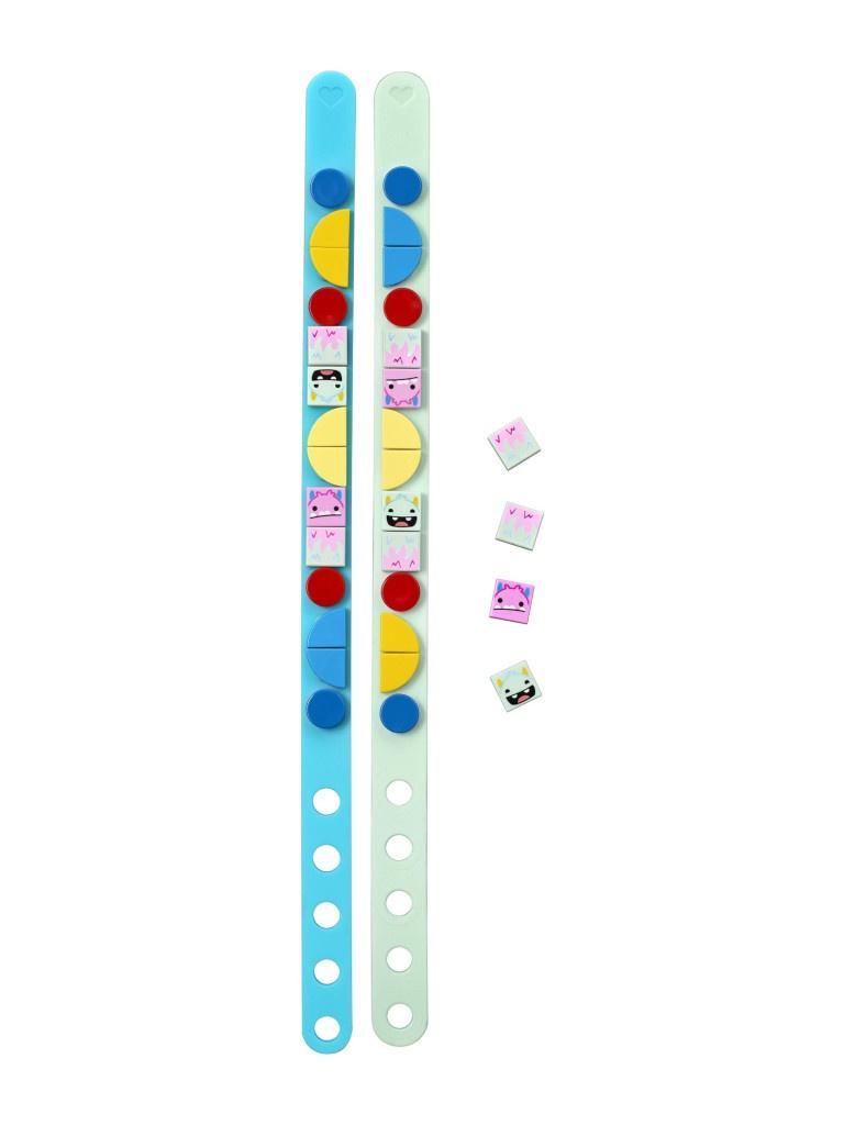 Конструктор Lego Dots Браслет Монстры 34 дет. 41923