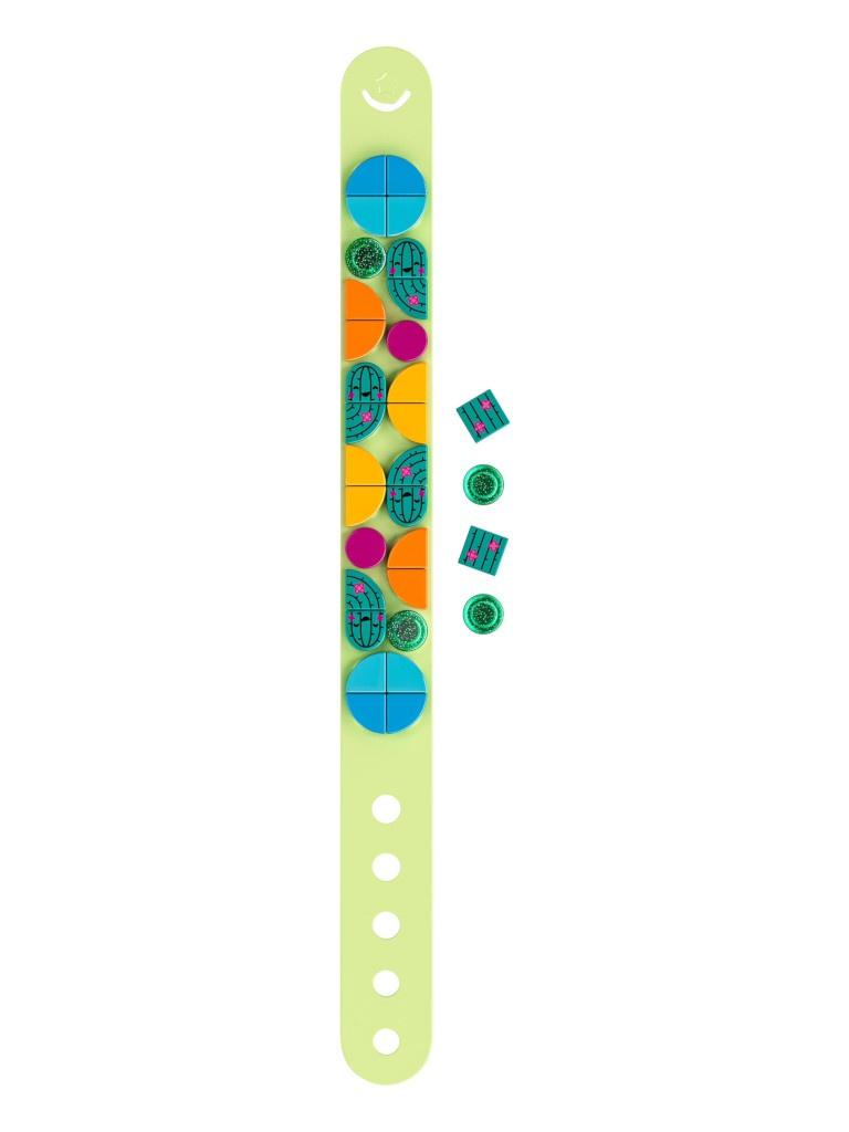 Конструктор Lego Dots Браслет Стильный кактус 33 дет. 41922