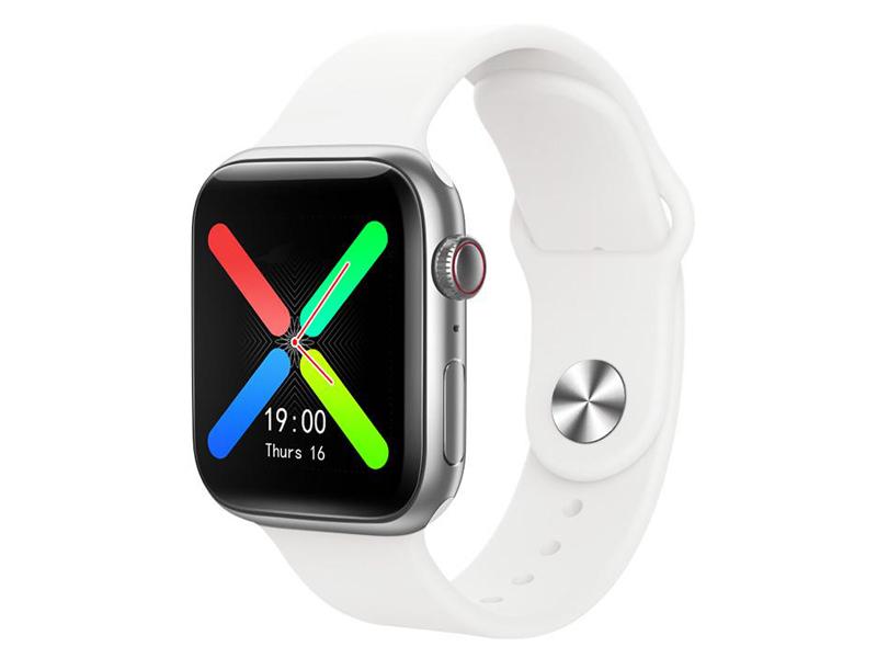 Умные часы Veila Smart Watch T500 Plus White 7019 Выгодный набор + серт. 200Р!!!