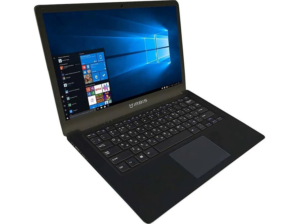 Ноутбук Irbis NB247 (Intel Celeron N3350 1.1 GHz/4096Mb/64Gb/Intel HD Graphics/Wi-Fi/Bluetooth/Cam/14.1/1920x1080/Windows 10 Home 64-bit)