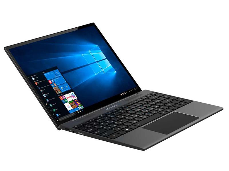 Ноутбук Irbis NB656 (Intel Pentium J3710 1.6 GHz/4096Mb/128Gb SSD/Intel HD Graphics/Wi-Fi/Bluetooth/Cam/13.5/1920x1080/Windows 10 Pro 64-bit)