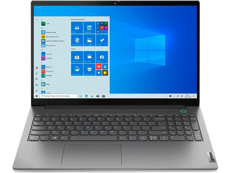 Ноутбук Lenovo Thinkbook 15 G2 ARE 20VG007ERU (AMD Ryzen 3 4300U 2.7Ghz/4096Mb/128Gb SSD/AMD Radeon Vega 5/Wi-Fi/Bluetooth/Cam/15.6/1920x1080/Windows 10 Home)