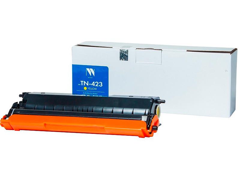 Картридж NV Print NV-TN-423 Yellow для Brother HL-L8260/MFC-L8690/DCP-L8410