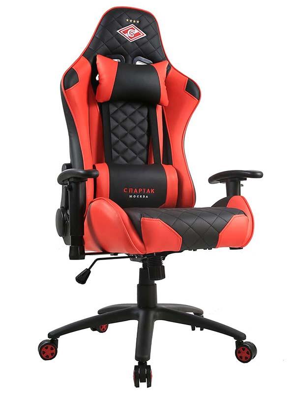 Компьютерное кресло Zone 51 Спартак Гладиатор Black-Red