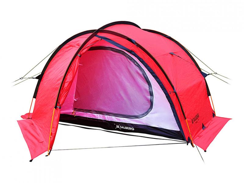 Палатка Talberg Marel 2 Pro Red