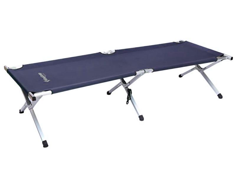 Кровать KingCamp Armyman Camping Bed Blue 3806A