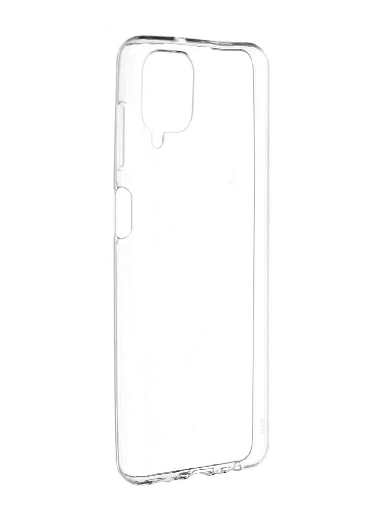 Чехол iBox для Samsung Galaxy M12 Crystal Silicone Transparent УТ000024058