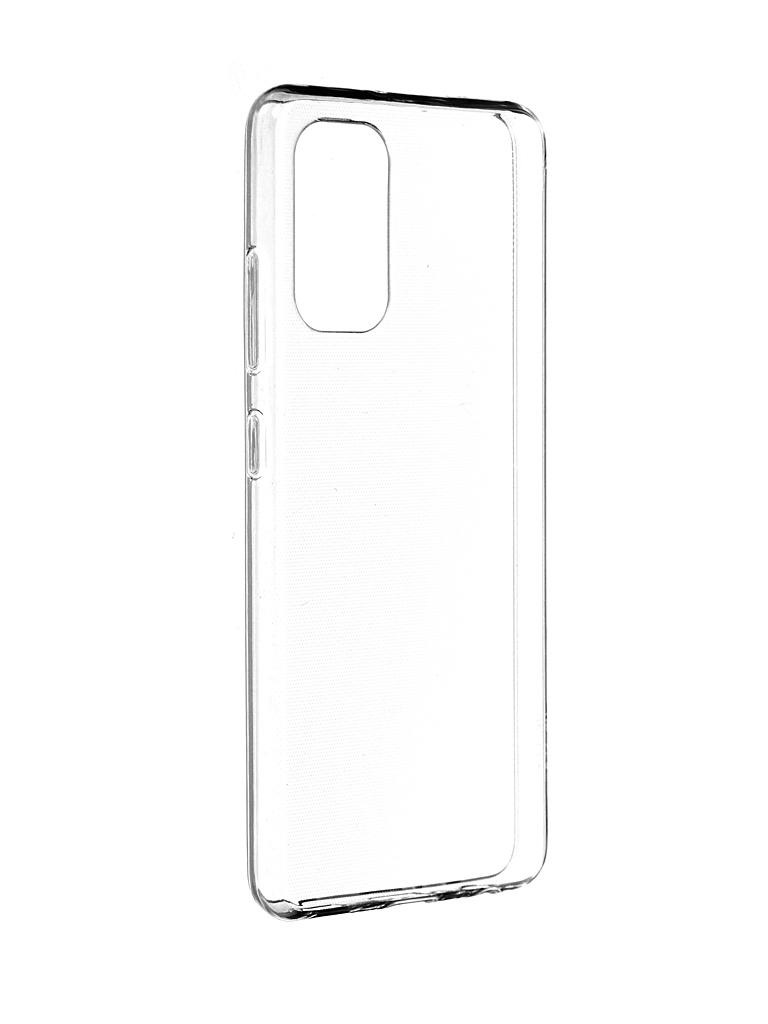 Чехол iBox для Samsung Galaxy A32 4G Crystal Silicone Transparent УТ000023932 чехол ibox для samsung galaxy m21 crystal silicone transparent ут000021234