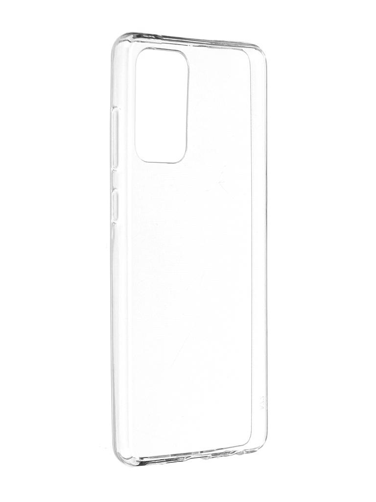 Чехол iBox для Samsung Galaxy A72 Crystal Silicone Transparent УТ000023930 чехол ibox для samsung galaxy m21 crystal silicone transparent ут000021234
