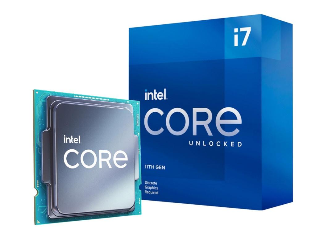 Процессор Intel Core i7-11700KF (3600MHz/LGA1200/L3 16384Kb) BOX