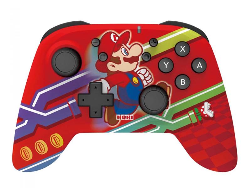 Hori Wireless Horipad Super Mario NSW-310U