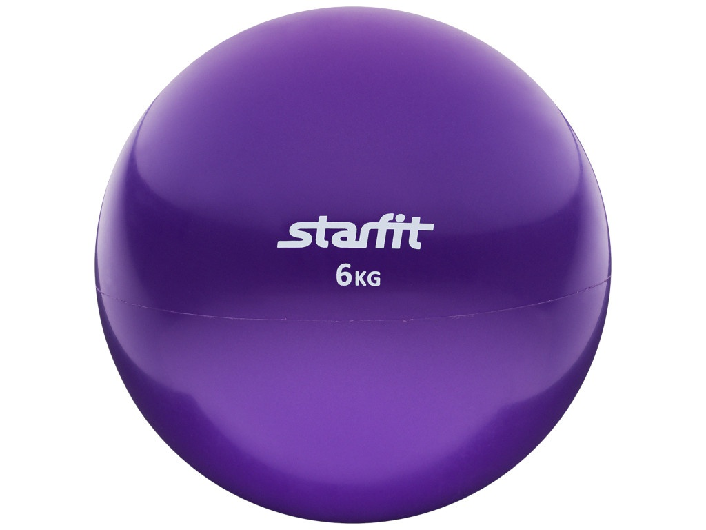 Медбол Starfit GB-703 22cm Purple УТ-00008277