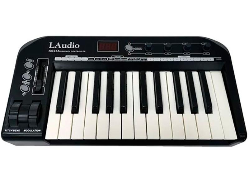 MIDI-клавиатура LAudio KS-25A