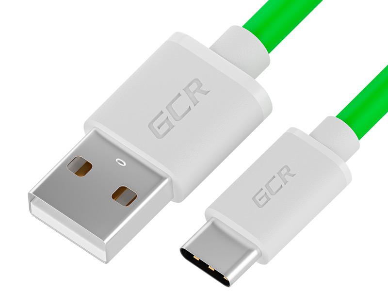 Фото - Аксессуар GCR QC USB - Type-C 25cm GCR-53040 аксессуар gcr mercedes