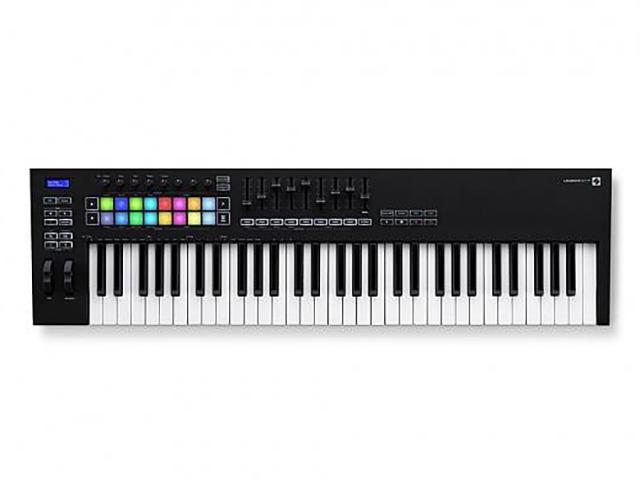 MIDI-клавиатура Novation Launchkey 61 MK3