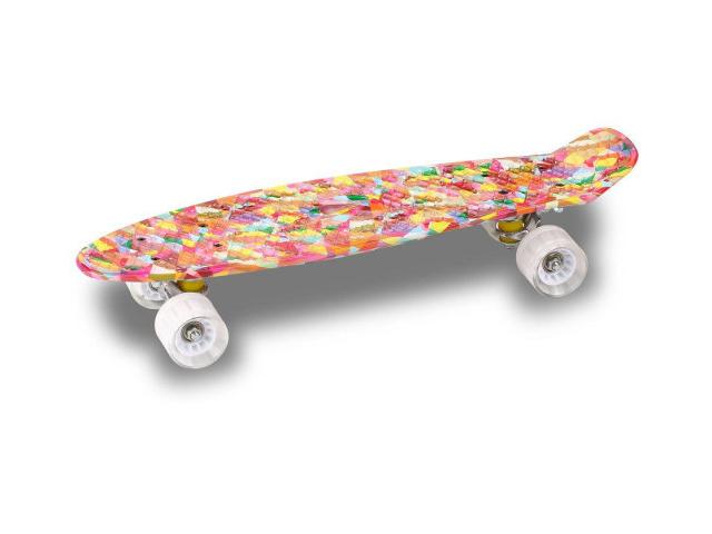 Скейт Indigo Gift LS-P2206B 56.5x15 02-00001600