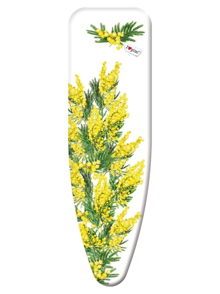 Чехол Gimi I Love S 120x43cm yellow
