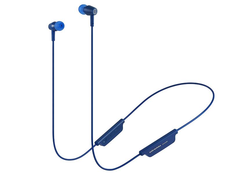 Наушники Audio-Technica ATH-CLR100BT BL
